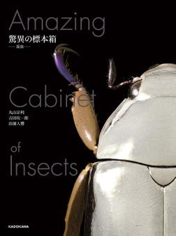 驚異の標本箱 ‐昆虫‐-電子書籍