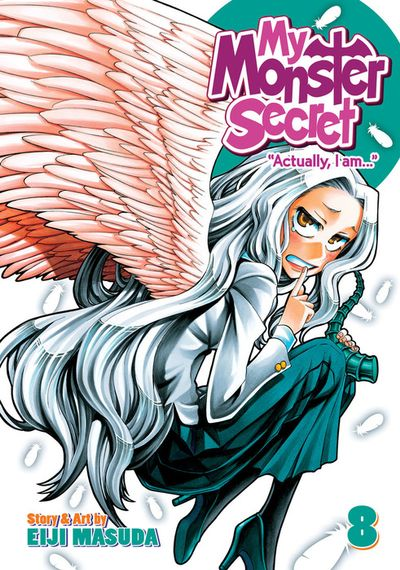 My Monster Secret Vol. 8