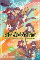 Little Witch Academia, Vol. 3