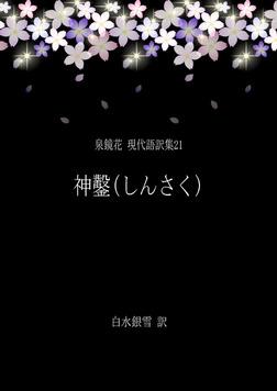 泉鏡花 現代語訳集21 神鑿(しんさく)-電子書籍