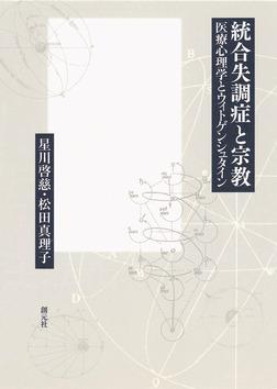 統合失調症と宗教 医療心理学とウィトゲンシュタイン-電子書籍