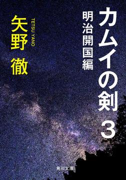 カムイの剣 3 明治開国編-電子書籍