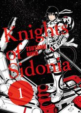 [Complete Bundle Set 20% OFF] Knights of Sidonia Vol. 1-15