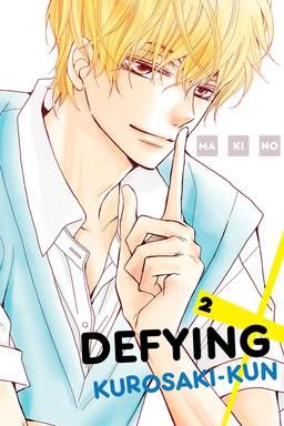 Defying Kurosaki-kun Volume 2
