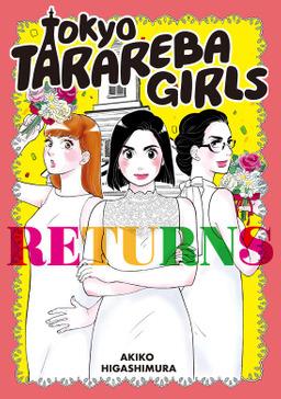 Tokyo Tarareba Girls Returns 1