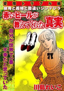 【愛憎トラブル編】赤いヒールが教えてくれた真実-電子書籍