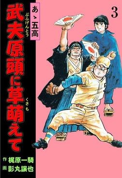 あゝ五高 武夫原頭に草萌えて 3-電子書籍