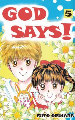 GOD SAYS!, Volume 5-電子書籍