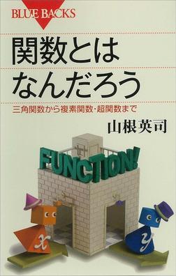 関数とはなんだろう 三角関数から複素関数・超関数まで-電子書籍