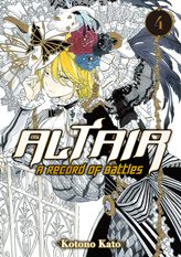 Altair: A Record of Battles Volume 4