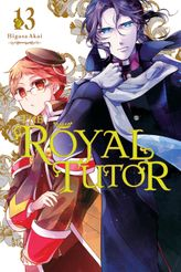 The Royal Tutor, Vol. 13