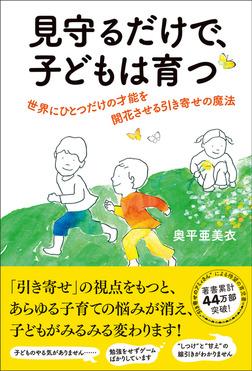見守るだけで、子どもは育つ 世界にひとつだけの才能を開花させる引き寄せの魔法-電子書籍