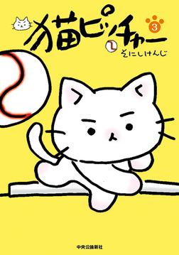 猫ピッチャー3-電子書籍