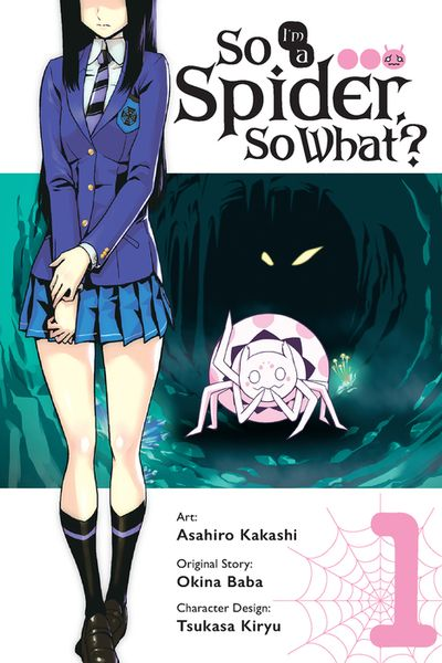 So I'm a Spider, So What?, Vol. 1