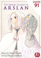 The Heroic Legend of Arslan Chapter 91
