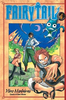 Fairy Tail 4-電子書籍