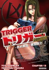 TRIGGER, Chapter 13