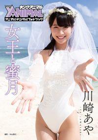 【アニマルデジタルフォトブック】川崎あや「女王と蜜月」