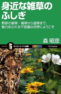 身近な雑草のふしぎ 野原の薬草・毒草から道草まで、魅力あふれる不思議な世界にようこそ-電子書籍