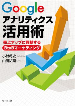 Googleアナリティクス活用術 売上アップに貢献するBtoBマーケティング-電子書籍