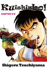 Kuishinbo!, Chapter 5-8