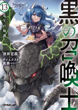黒の召喚士 13 竜王の加護-電子書籍