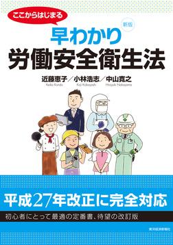 【新版】ここからはじまる 早わかり労働安全衛生法-電子書籍
