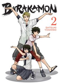 Barakamon, Vol. 2