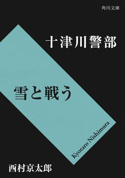 十津川警部 雪と戦う-電子書籍