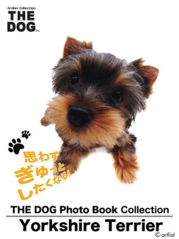 THE DOG Photo Book Collection Yorkshire Terrier-電子書籍