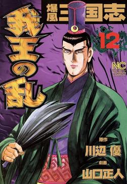 爆風三国志我王の乱 12-電子書籍