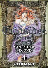 GOD SIDER SECOND, Volume 4