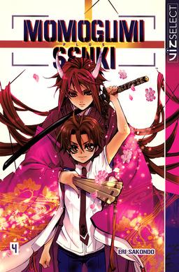 Momogumi Plus Senki, Volume 4