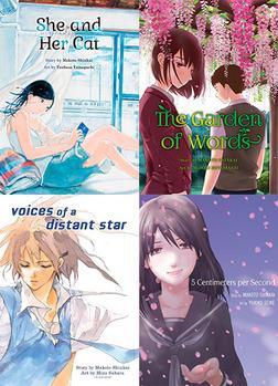 Makoto Shinkai Bundle-電子書籍