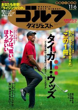 週刊ゴルフダイジェスト 2018/11/6号-電子書籍