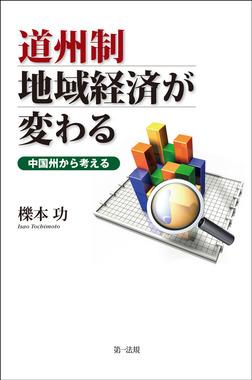 道州制 地域経済が変わる-中国州から考える--電子書籍