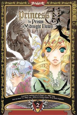 Princess Ai: The Prism of Midnight Dawn Volume 2