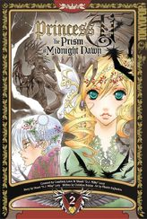 Princess Ai: The Prism of Midnight Dawn Volume 2