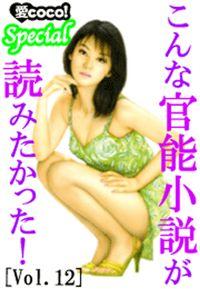 こんな官能小説が読みたかった!vol.12