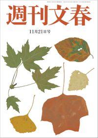週刊文春 2019年11月21日号