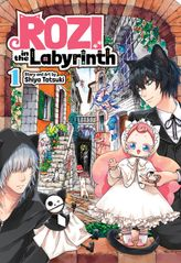 Rozi in the Labyrinth Vol. 1