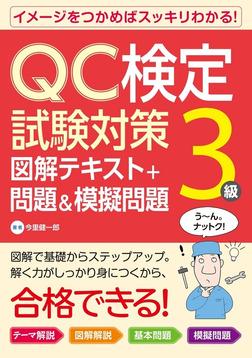 QC検定試験対策3級 図解テキスト+問題&模擬問題-電子書籍