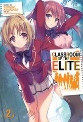 Classroom of the Elite Vol. 2