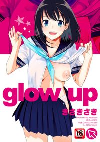 glow up(MEGASTORE COMICS)