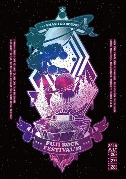 FUJI ROCK FESTIVAL'19 オフィシャル・パンフレット-電子書籍