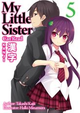 My Little Sister Can Read Kanji: Volume 5