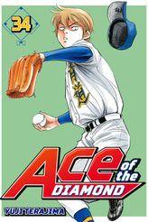 Ace of the DIamond 34