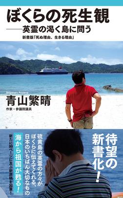 ぼくらの死生観 ― 英霊の渇く島に問う - 新書版 「死ぬ理由、生きる理由」 --電子書籍