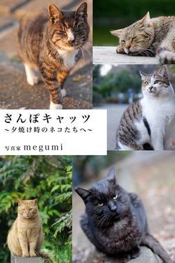 さんぽキャッツ ~夕焼け時のネコたちへ~-電子書籍