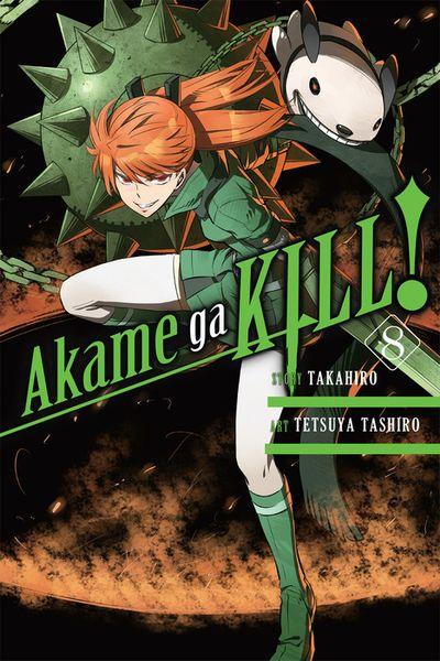 Akame ga KILL!, Vol. 8